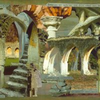 Hailes Abbey | 450mm x 655mm | £105.00 (unframed)