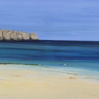 Porto de Mos | 762mm x 610mm | £115.00 (unframed)
