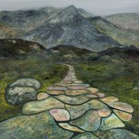 Snowdonia | 406mm x 508mm | £105.00 (unframed)