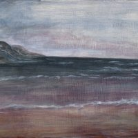 The Bay | 310mm x 780mm | (sold)