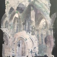 Tintern Abbey | 400mm x 600mm | £245.00 (framed)