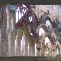 Tintern Abbey II | 400mm x 600mm | (sold)