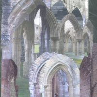 Tintern Abbey | 400mm x 600mm | (sold)