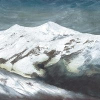 Snowstorm II   540mm X 850mm   £110.00 (unframed)